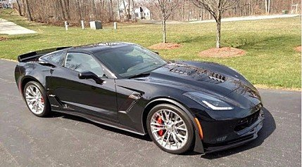 2015 Chevrolet Corvette Z06 Coupe for sale 100778093
