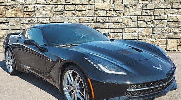2015 Chevrolet Corvette Coupe for sale 100913586