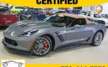 2015 Chevrolet Corvette Z06 Convertible for sale 100919372