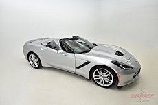 2015 Chevrolet Corvette Convertible for sale 100924644