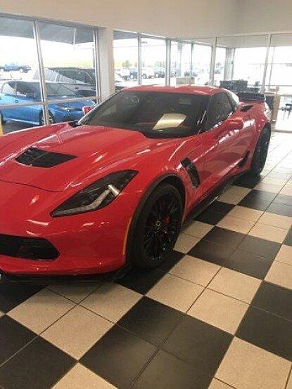 2015 Chevrolet Corvette Z06 Coupe for sale 101000779