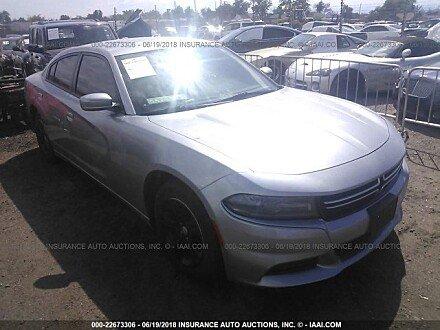 2015 Dodge Charger SE for sale 101015554