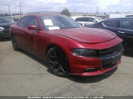 2015 Dodge Charger R/T for sale 101015602
