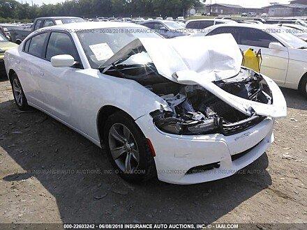 2015 Dodge Charger SXT for sale 101015631