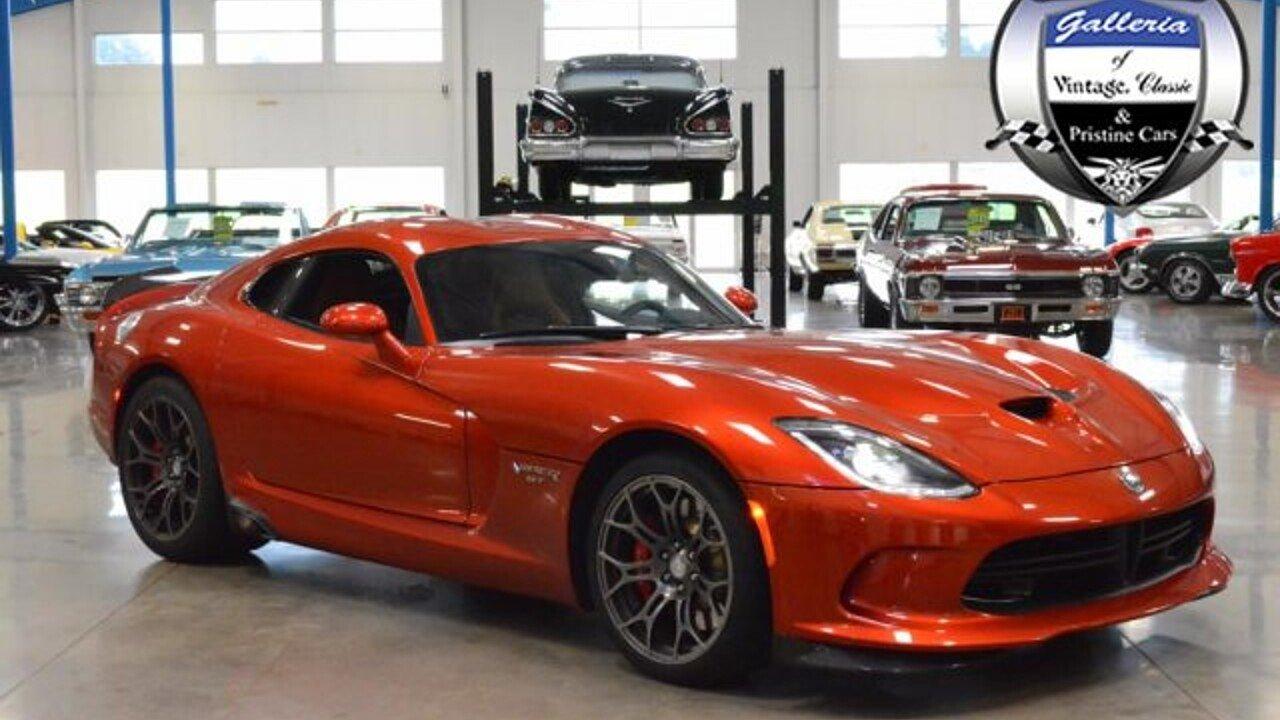 2015 Dodge Viper for sale 100748307
