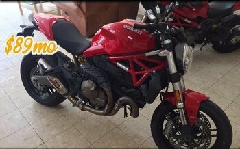 2015 Ducati Monster 821 for sale 200505031