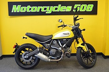 2015 Ducati Scrambler for sale 200373398
