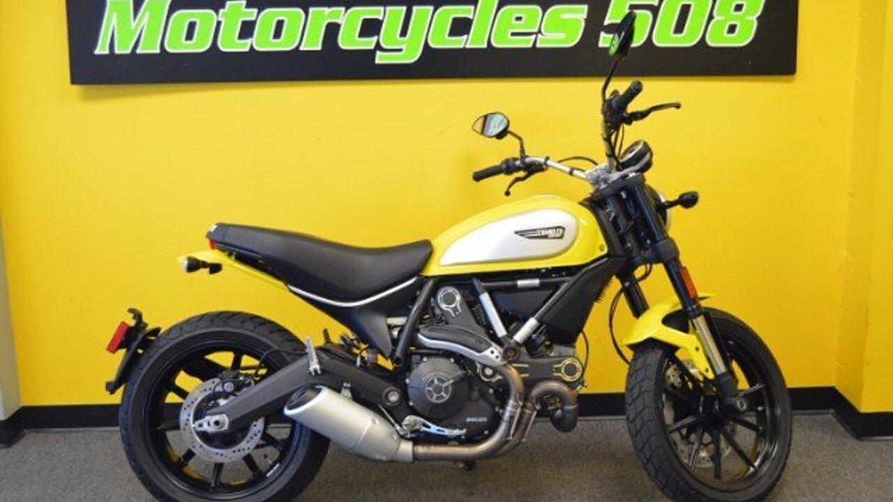 2015 Ducati Scrambler for sale 200373398