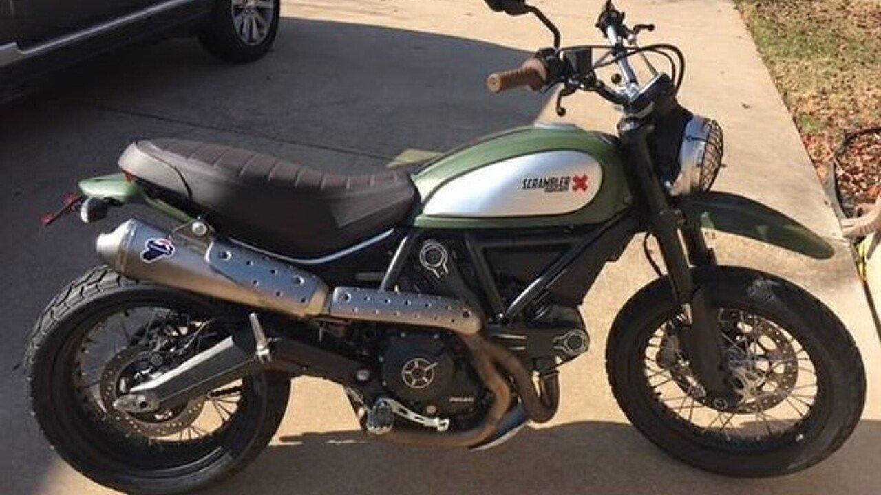 2015 Ducati Scrambler for sale 200518590