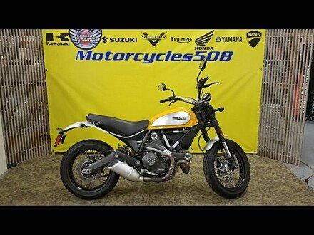 2015 Ducati Scrambler for sale 200525443