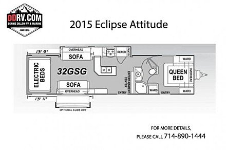 2015 Eclipse Attitude for sale 300146113