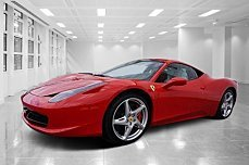 2015 Ferrari 458 Italia Coupe for sale 100844252