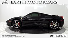 2015 Ferrari 458 Italia Spider for sale 100873769