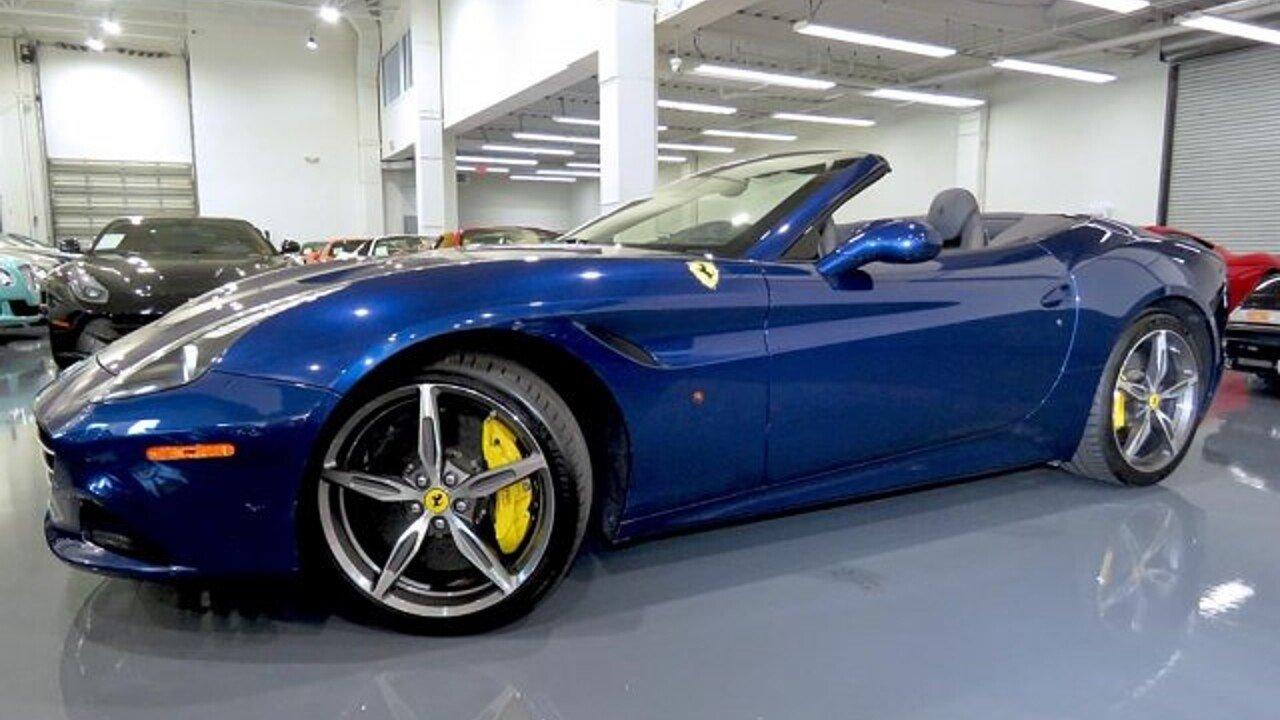 2015 Ferrari California for sale 101003689