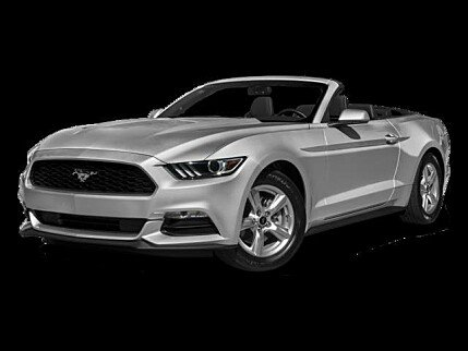 2015 Ford Mustang Convertible for sale 100880780
