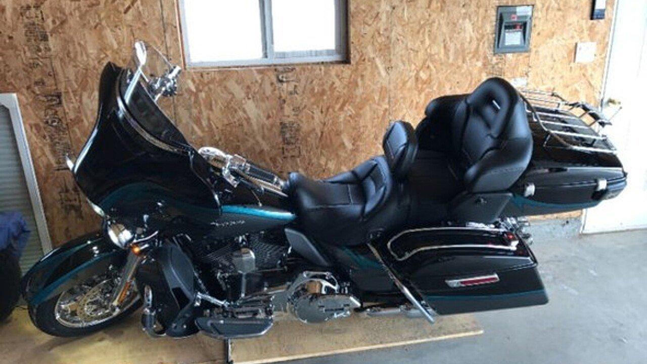 2015 Harley-Davidson CVO for sale 200460475