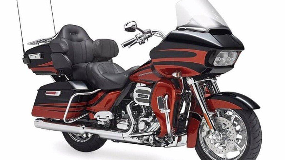 2015 Harley-Davidson CVO for sale 200510564
