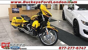 2015 Harley-Davidson CVO for sale 200573204