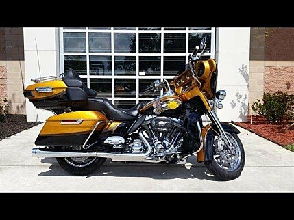 2015 Harley-Davidson CVO for sale 200453925