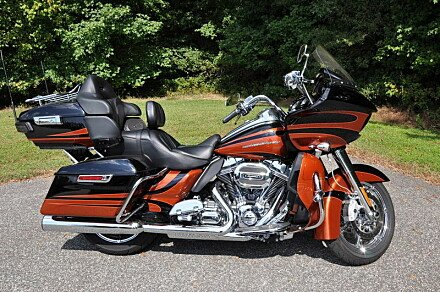 2015 Harley-Davidson CVO for sale 200494107