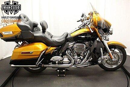 2015 Harley-Davidson CVO for sale 200541858