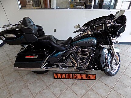 2015 Harley-Davidson CVO for sale 200542469