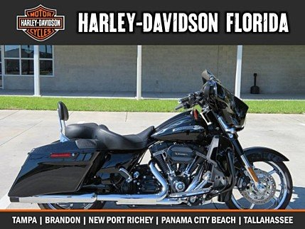 2015 Harley-Davidson CVO for sale 200563902