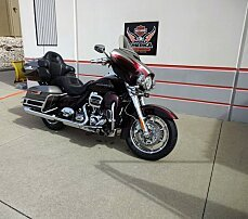 2015 Harley-Davidson CVO for sale 200576518