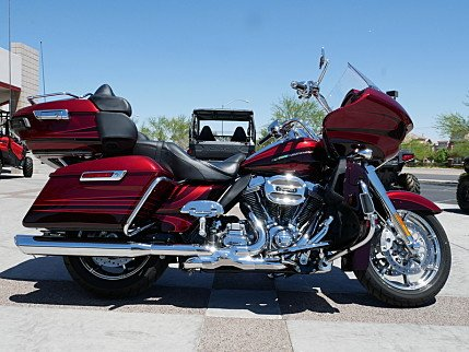 2015 Harley-Davidson CVO for sale 200578677