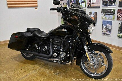 2015 Harley-Davidson CVO for sale 200610525