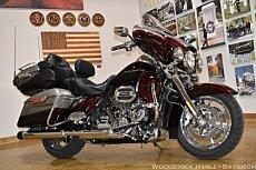 2015 Harley-Davidson CVO for sale 200616123