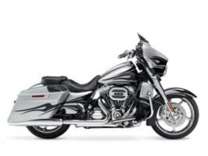 2015 Harley-Davidson CVO for sale 200630779