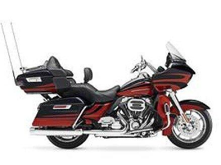 2015 Harley-Davidson CVO for sale 200631836