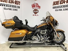 2015 Harley-Davidson CVO for sale 200635412