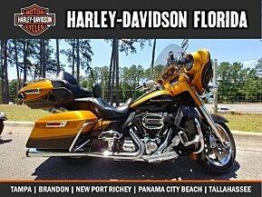 2015 Harley-Davidson CVO for sale 200648907