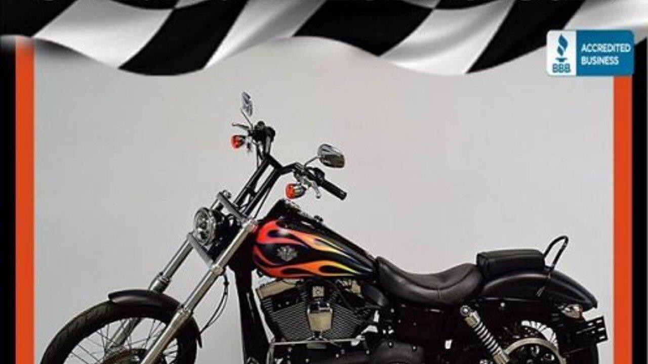 2015 Harley-Davidson Dyna for sale 200449539