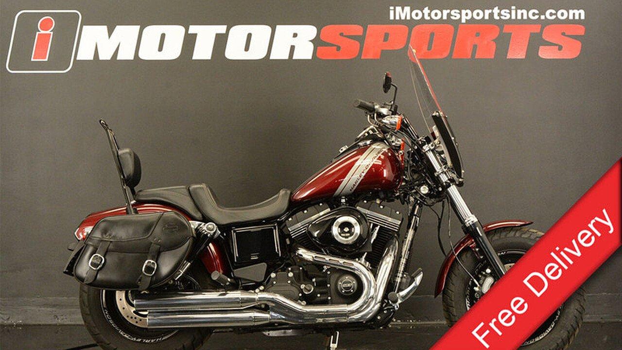 2015 Harley-Davidson Dyna for sale 200498176