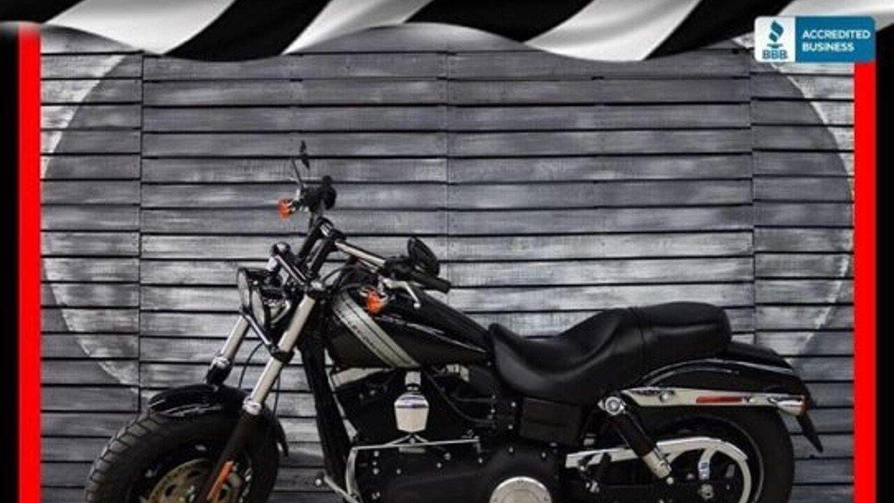 2015 Harley-Davidson Dyna for sale 200503501
