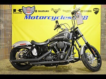 2015 Harley-Davidson Dyna for sale 200531548