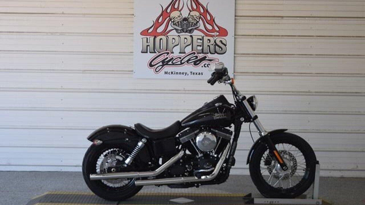 2015 Harley-Davidson Dyna for sale 200569876