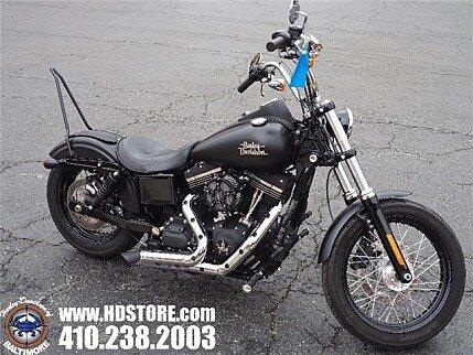 2015 Harley-Davidson Dyna for sale 200560094