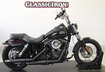 2015 Harley-Davidson Dyna for sale 200596555