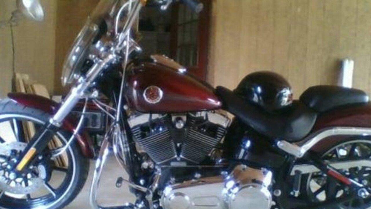 2015 Harley-Davidson Softail for sale 200460804