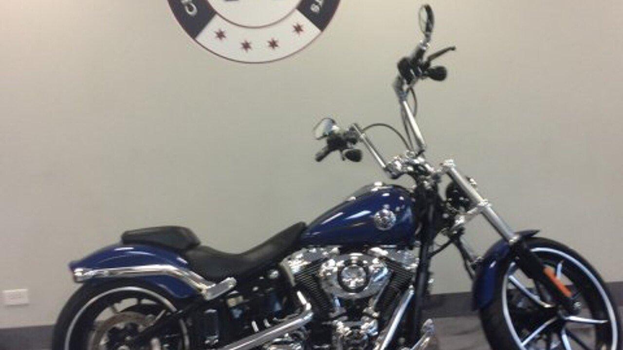 2015 Harley-Davidson Softail for sale 200484047