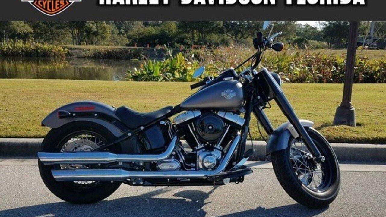 2015 Harley-Davidson Softail for sale 200525952