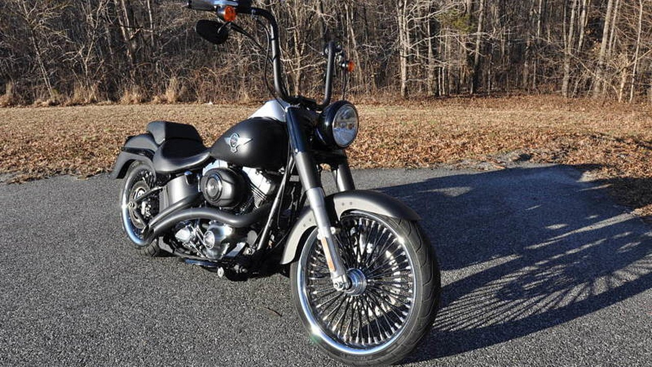 2015 Harley-Davidson Softail for sale 200563383