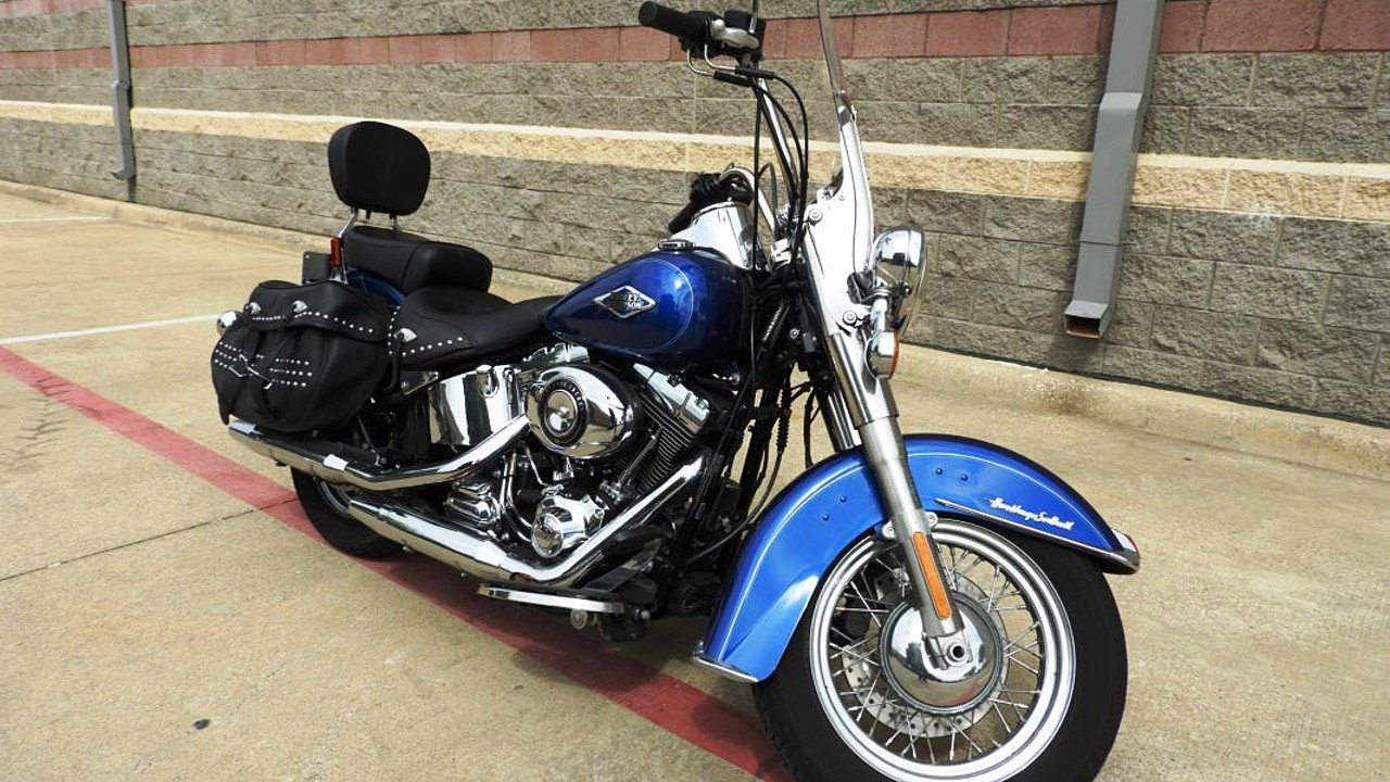 2015 Harley-Davidson Softail 103 Heritage Classic for sale 200579962