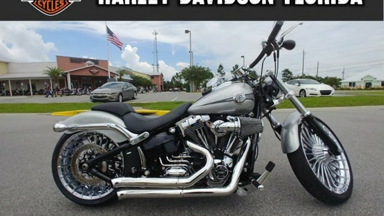 2015 Harley-Davidson Softail for sale 200580196