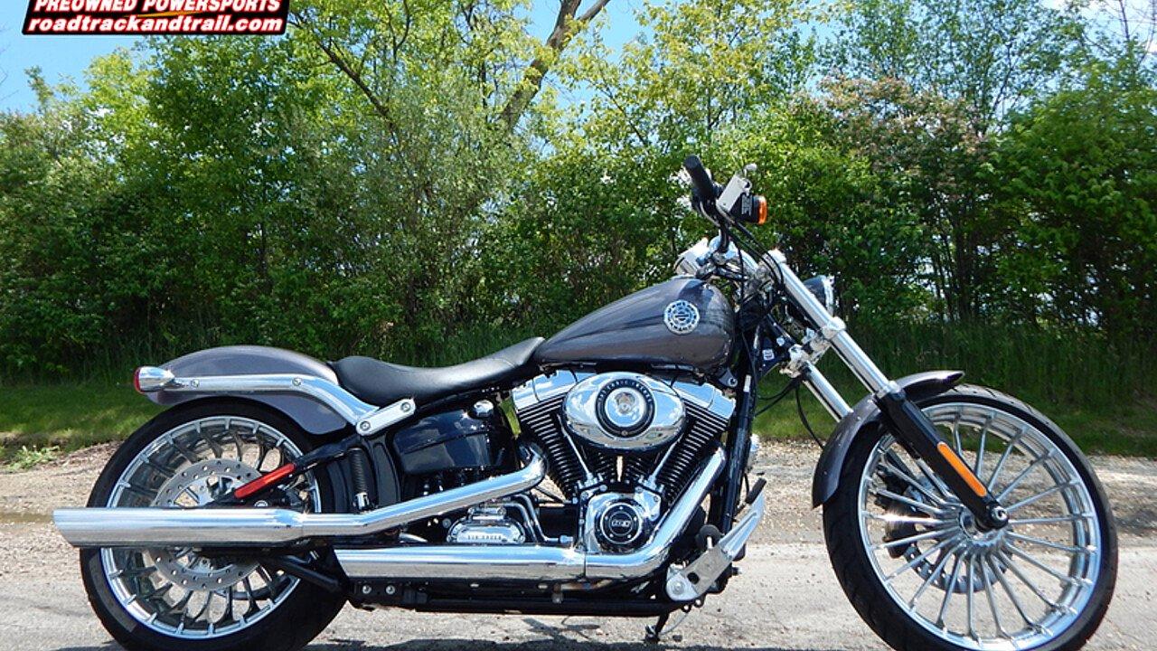 2015 Harley-Davidson Softail for sale 200582878