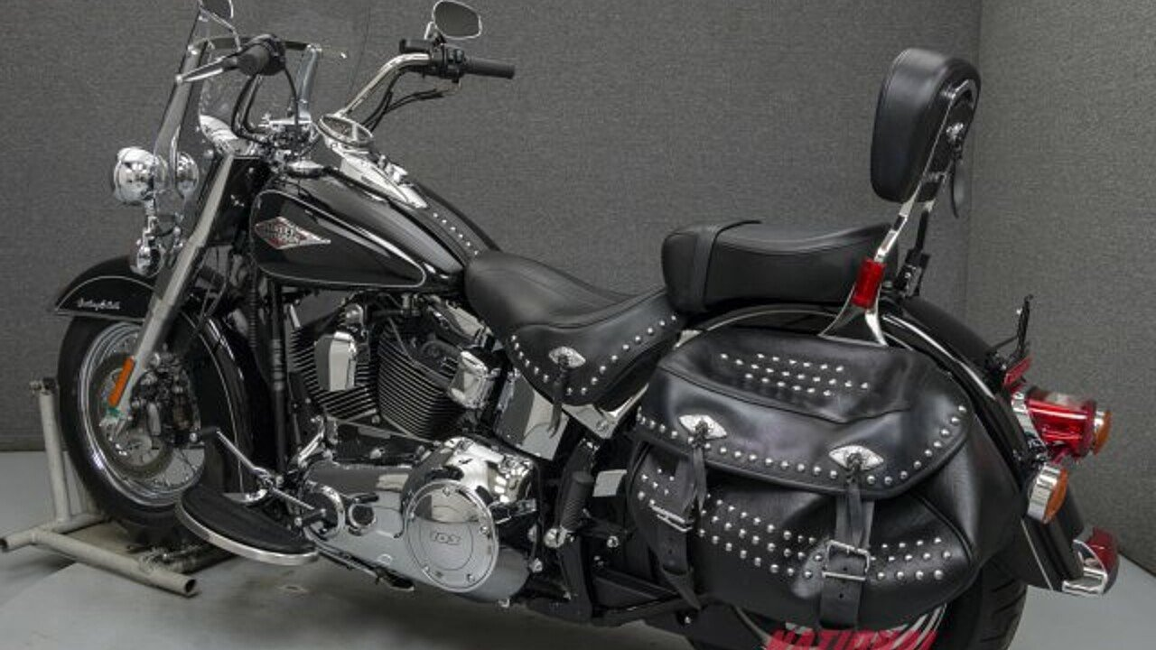 2015 Harley-Davidson Softail 103 Heritage Classic for sale 200591989